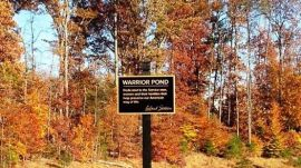 Riggs Road Storm-water Management Pond Named