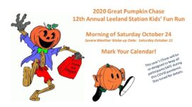 2020 Great Pumpkin Chase