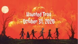 Annual Haunted Trail
